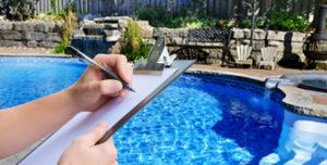 Controllo dell'acqua della tua piscina con un piano programmato